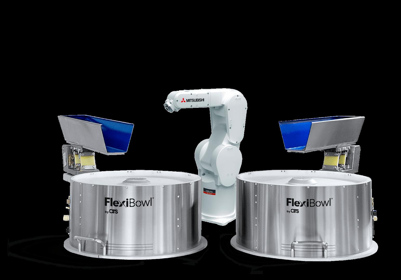 FLEXI-EASY - MITSUBISHI ROBOT